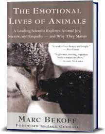 Book cover for The Emotional Lives of Animals