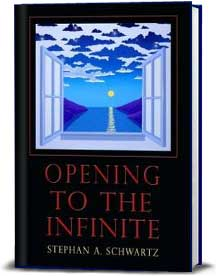 Book cover for Opening to the Infinite