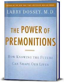 Book cover for The Power of Premonitions: How Knowing the Future Can Shape Our Lives